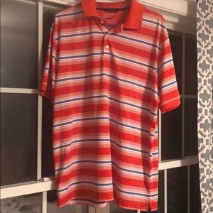 Chaps men's golf polo